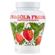 Fabbri Strawberries, Ceramic Jar - 600g